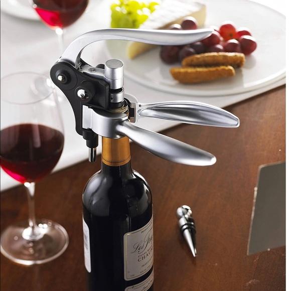 Tradeau Other - Trudeau EasyLift Corkscrew Wine Opener5 Pieces Set